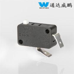 Weipeng 2pinos Micro Interruptor Interruptor Electromecânico Spst Nf 15A 250V para a Honeywell