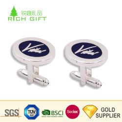 Cina Produttore personalizzato metallo bianco acciaio inox laser Engraving Logo Maglia da uomo con scatola regalo