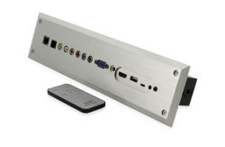 Conversor Multimédia HDMI (HDMI para HDMI+VGA+AV+MHL+Conversor USB)