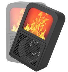 Quarto Aquecedor Eléctrico Espaço PTC de infravermelhos do ventilador do aquecedor da Lâmpada