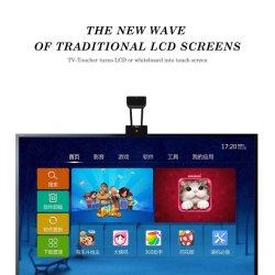 IR Tallpic Multitouch Bar TV-Toucher tourner toute TV LCD à écran tactile intelligent pour le bureau et salle de classe
