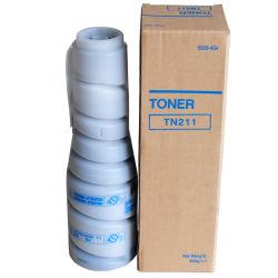 Печатная плата TN211 тонер для использования в системы печати bizhub 200/250/282/7728