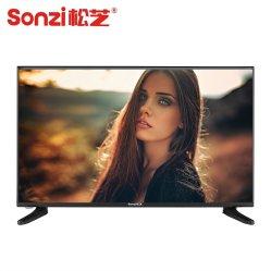 Les téléviseurs Full HD avec téléviseurs LED WiFi de la Chine ont conduit à la télévision téléviseur intelligent 4K 32 39 40 43 50 55 inch avec HD TV LED FHD UHD Normal
