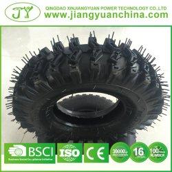 16*4.80/4.00-8 Metal Plástico Rim con rueda neumática con rodamiento de bolas