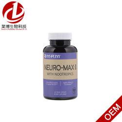 Capsules van de Veganist van het Supplement van het dieet de neuro-Maximum II 60