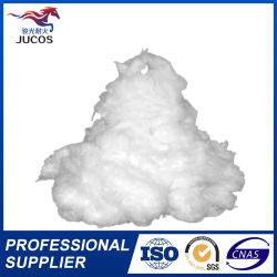 Blanc chaud à vendre de silicate de fournisseurs de fibres de céramique réfractaire laine thermique