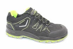 جديد CE S3 سلامة حقن مطاط النوبوك PU منخفضة القطع الأحذية Ax02001