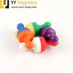 OEM индивидуальные высококачественные цветные протолкните штифт