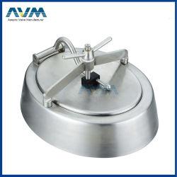 Yae modèle sanitaires Manway rectangulaire en acier inoxydable