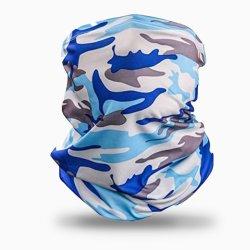 Архив цветных многофункциональных с головной стяжкой пылезащитную маску для лица ветер УФ Sun шеи головные уборы для мотоциклов Мужчины Женщины сталкиваются с шарфом Bandana