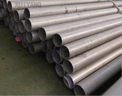Astma312 TP316/Uns31600/1.4401/X5crnimmo17-12-2Tubo de aço inoxidável sem costura