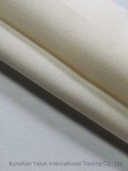 Tissu de superposition avec 6A de la soie et de polyester pour vêtement de haute couture