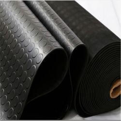 Водонепроницаемая ПВХ гараж напольный коврик Установите противоскользящие резиновые пол
