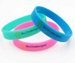 Cadeau promotionnel Promotion Mode bijoux Bracelet Bracelet en silicone en silicone