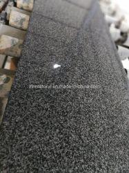 Chinesische dunkle graue Fliese des Granit-G654 für Straßenbetoniermaschinen/Wand/Fußboden dekorativ