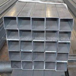 Kaltbezogenes nahtloses mildes Kohlenstoff-Quadrat-Stahl-Gefäß
