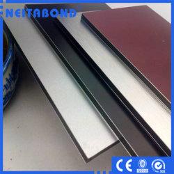 L'aluminium panneau composite en plastique avec résine PVDF pour 20 ans Guaranty