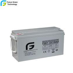 12V 150ah Wholesale SLA Sonnenenergie nachladbare AGM-tiefe Schleife-Speicherbatterie