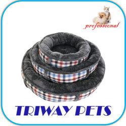 Confort y suave cama mascota terciopelo WY180315-1(A/C)
