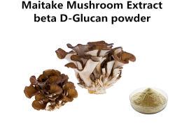 음식 급료 beta D Glucan 분말 Maitake 버섯 추출