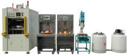 Détection de serrage de l'air Balance Ring voiture PP réservoir d'huile de la plaque chaude Machine à souder en plastique