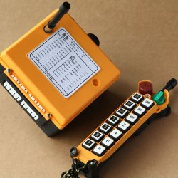 Double vitesse 14 Grue de canal Remote Controller F24-14D