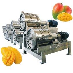 La purée de mangue Sauce Pâte de bourrage de ligne de traitement, la purée de mangue Sauce Ligne de production de pâte de bourrage, purée de mangue Sauce usine de transformation de pâte de bourrage