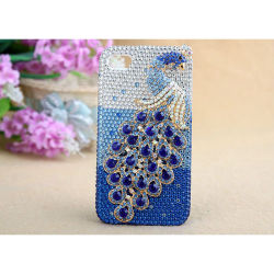 2020 Crystal Tampa Diamante de luxo para iPhone