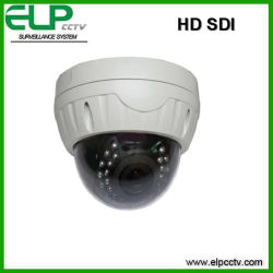 35m IR LED (ELP-HD5020)のHD-SDI Security Camera Waterproof Dome