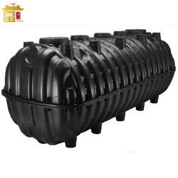 Venda a quente de Tratamento de Esgoto PE portátil de plástico do tanque séptico