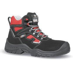 펑크 방지 산업 퀵 릴리스 시스템 신발 안전 미트 슈즈 PPE를 착용합니다