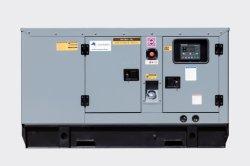 Moins de carburant en matière de brevets de 250kVA Lister Rainproof Groupe électrogène Diesel Perkins pour l'électricité