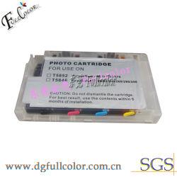 Nachfüllbare Kassette der Tinten-T5846 mit Lichtbogen-Chip für Epson Pm225 Drucker