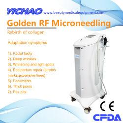 Acne concavo Scar trattamento radio frequenza ago agugliatore macchina