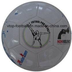 컬러 PVC 장난감 기계 연결된 축구