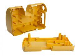 Высокое качество индивидуальные пластиковые детали ODM
