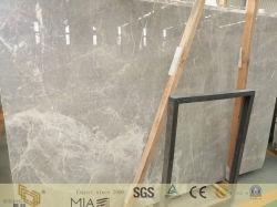 Chinesische Las graue Marmorplatten für Fußboden-Fliesen