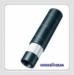 Verstärkter DIN/En 854 hydraulischer Gummischlauch 1te des Niederdruck-Gewebe