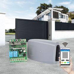 مستقبل WiFi لاسلكي عالمي Yet402PC-WiFi قناتان