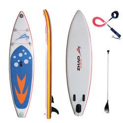 OEM/ODM Single Entertainment SUP Surf Surf Surfboard Paddleboard gonfiabile in piedi Prezzo basso prezzo per la tavola di pagaia