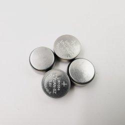 Petite taille haute capacité des cellules de Batterie Lipo ril 1054 ril 1254 3,7 V 45mAh Pile bouton au lithium-polymère rechargeable