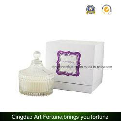 Bougie parfumée de luxe Jar pour mariage et de décoration d'accueil