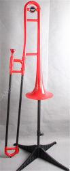 Instrumentos musicais/ Trombone/ Junior Trombone/ Plastic Trombone (PTR-1)