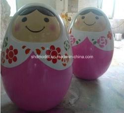 FRP Cartoon Toy Decoration für Shop oder Speicher (100 cm)