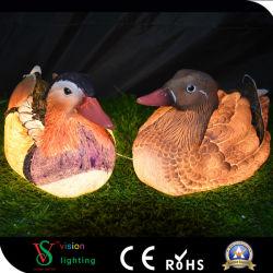 Праздник на мандаринском диалекте декоративного освещения утка фонари