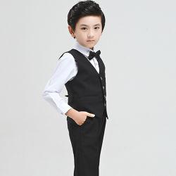 الصبي سليم احتواء أسود رسمي الطُكسيدو وايزستايدن لباس الحزب