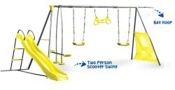 S4s002 Seven Functions Play Set