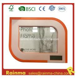 Foto Frame Clock Calculator für Promotional Gift