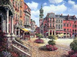 Arte de Veneza pintura a óleo