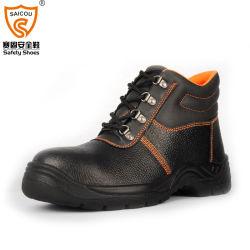 Schoenen van de Teen van het Staal van de Schoenen van de Veiligheid van de Fabriek van China van de Schoenen van de fabriek de In het groot In het groot In te ademen
